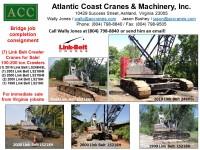 Link Belt Cranes